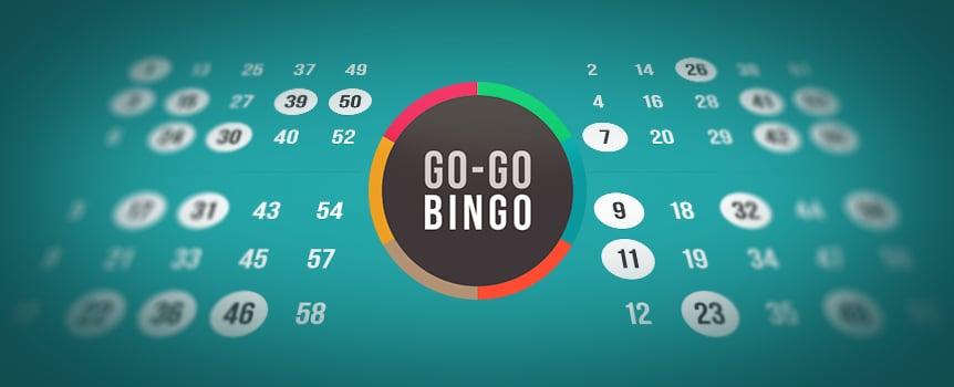 Go-Go Bingo (Specialty Game)