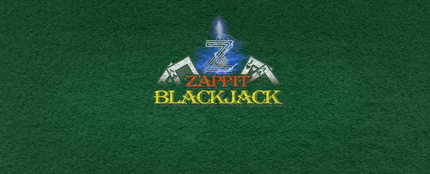 How to Play Zappit Blackjack
