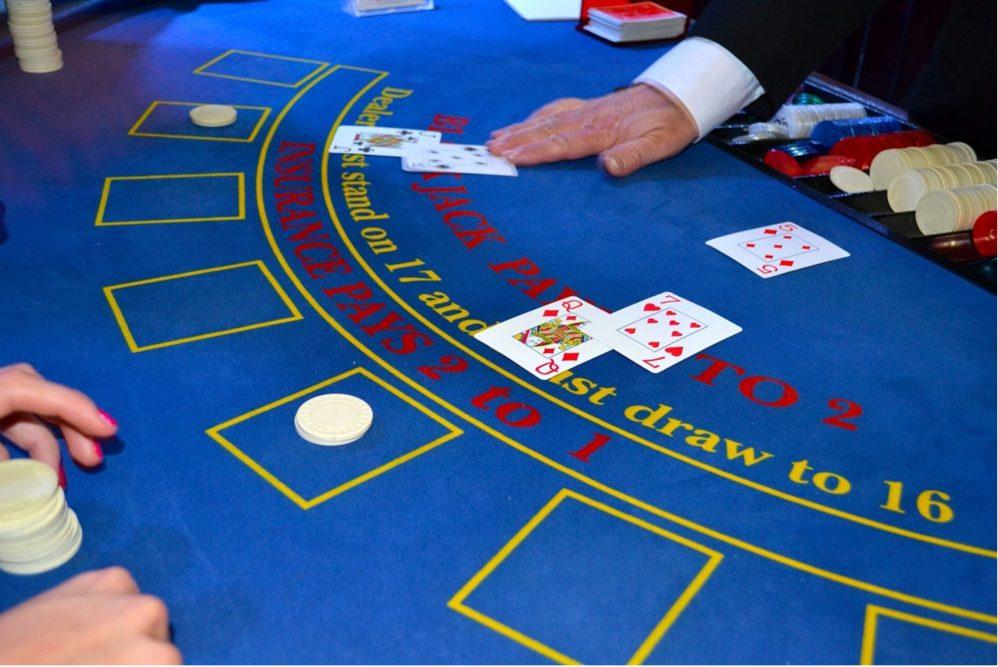 Enjoy Cafe Casino Blackjack Variations