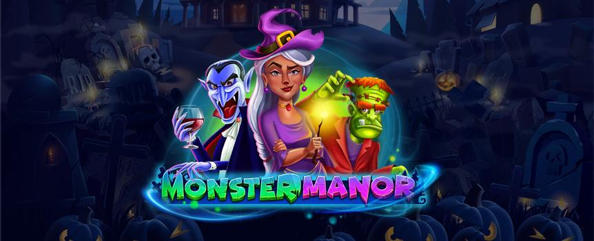 monster manor slot game