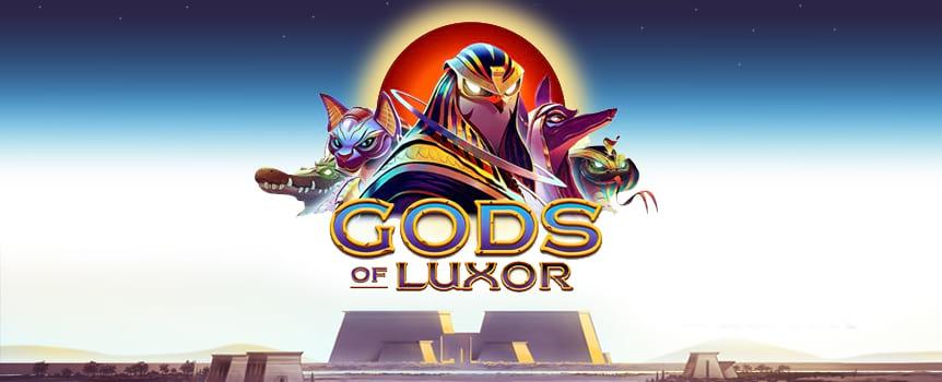 God of Luxor slot game