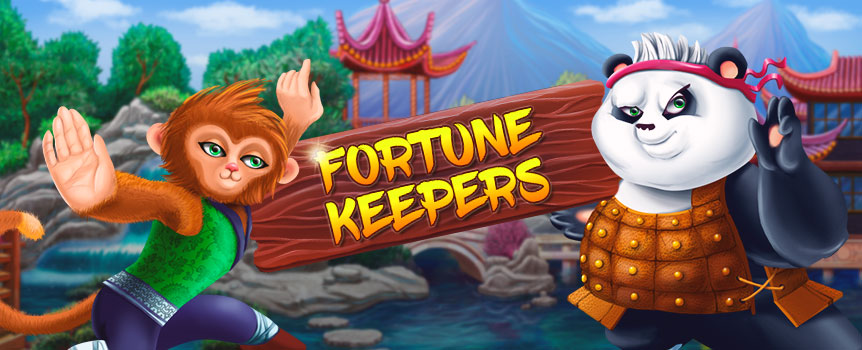 Fortune Keepers slots