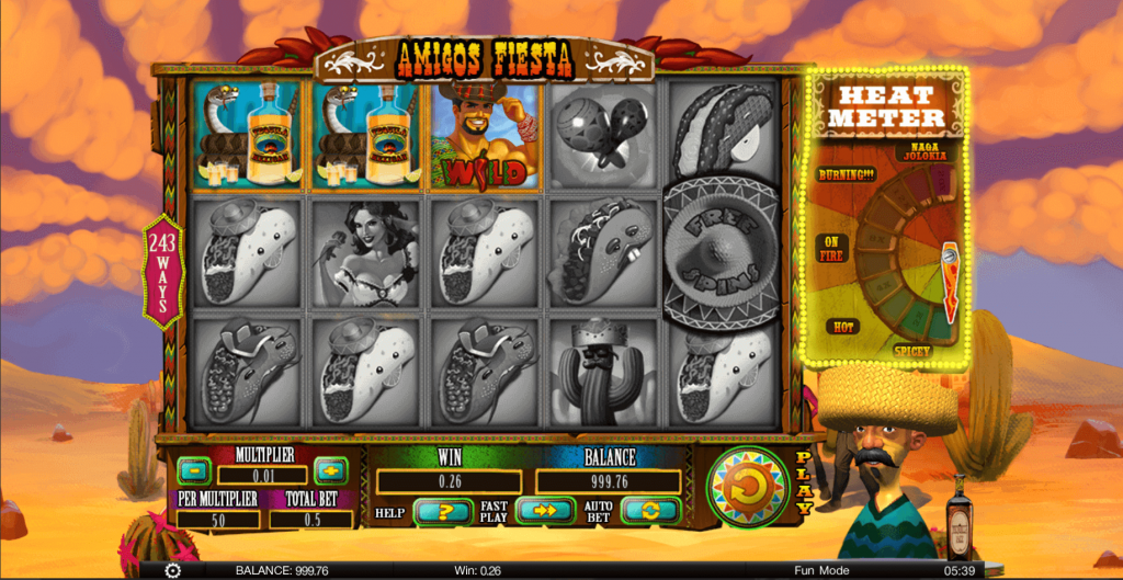 Where Can I Find Payout Info for an Online Casino Game?