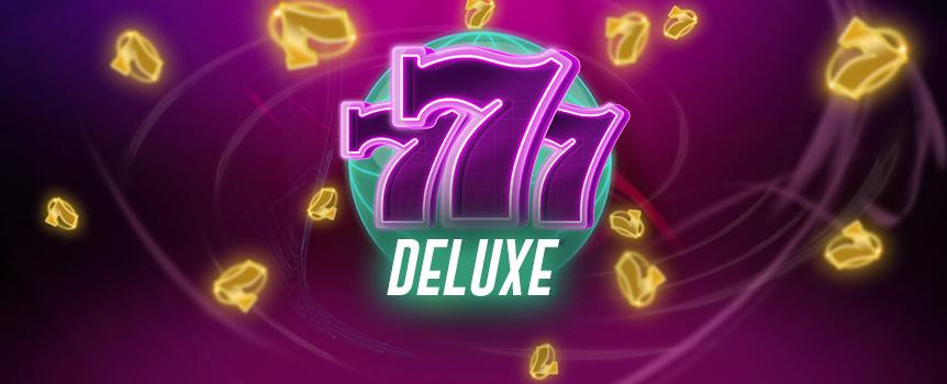 Progressive Jackpot Slot Game – 777 Deluxe