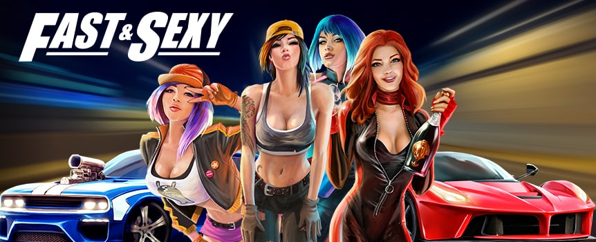 Fast and Sexy bitcoin slot