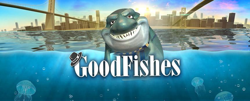 GoodFishes slots game