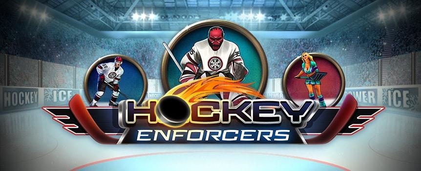 Hockey Enforcers online slots