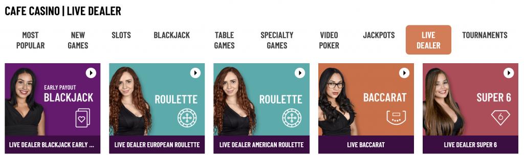 Play Live Dealer Games Together