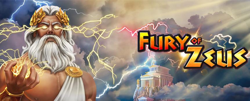 Fury of Zeus slot game