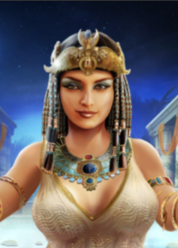 Cafe Casino A Night With Cleo Slot Game Review