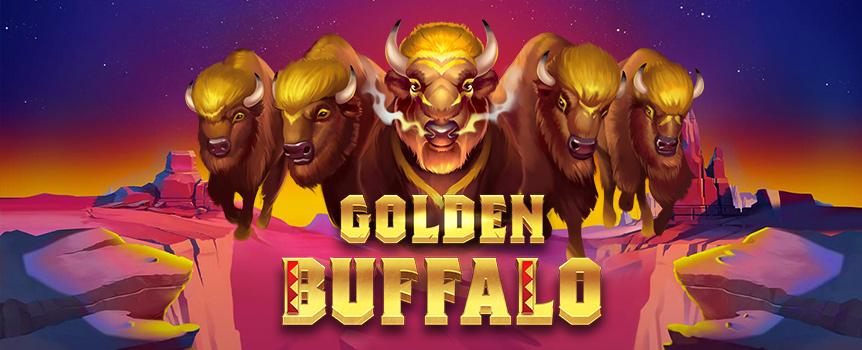Golden Buffalo Slot Game Review