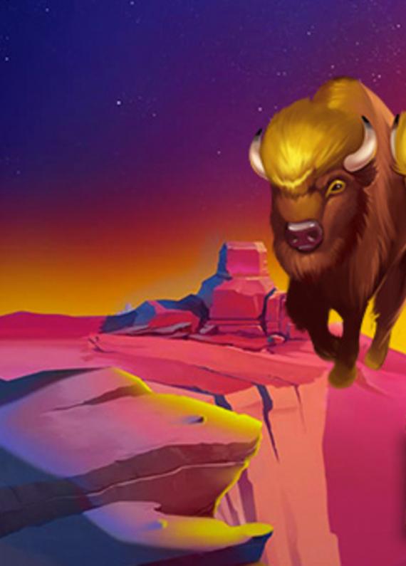 golden buffalo online slots