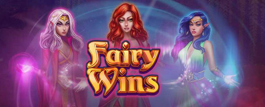 Cafe Casino Fairy Wins Slot Game Review