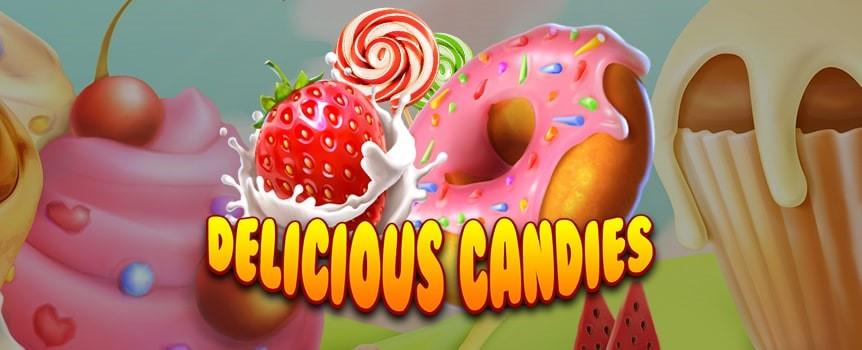 DELICIOUS CANDIES online slots