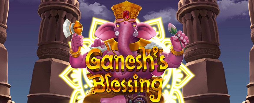 OCTOBER'S NEW RELEASE: GANESH'S BLESSING