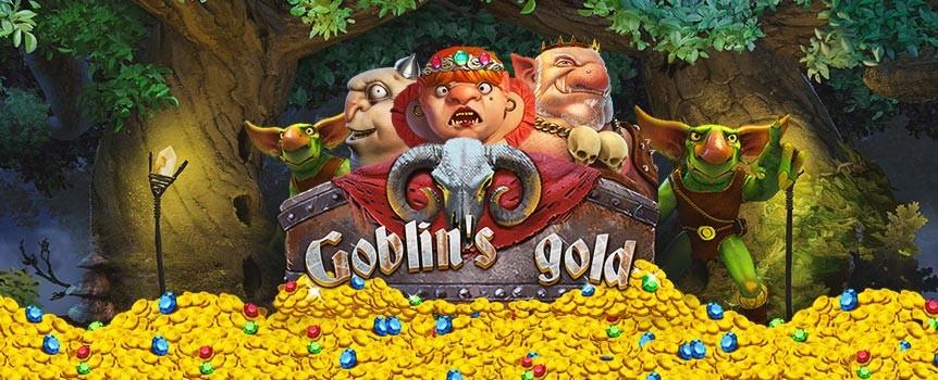 GOBLINS GOLD online slot