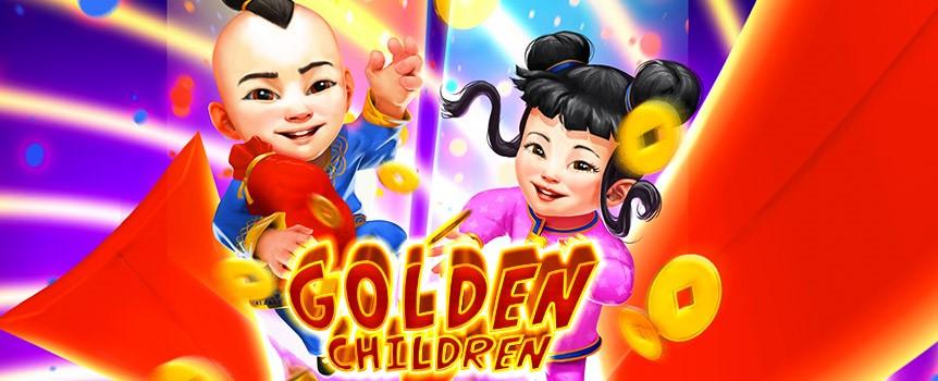 October Slot for People Who Miss Summer: Golden Children