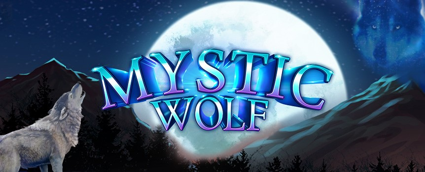 October's Most Chill Slot: Mystic Wolf