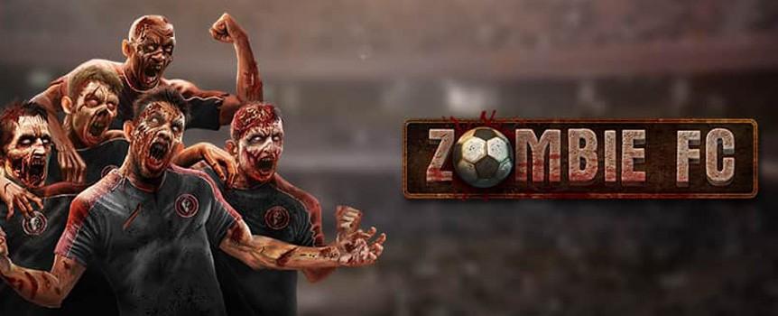 October's Hungriest Zombie Slot: Zombie FC
